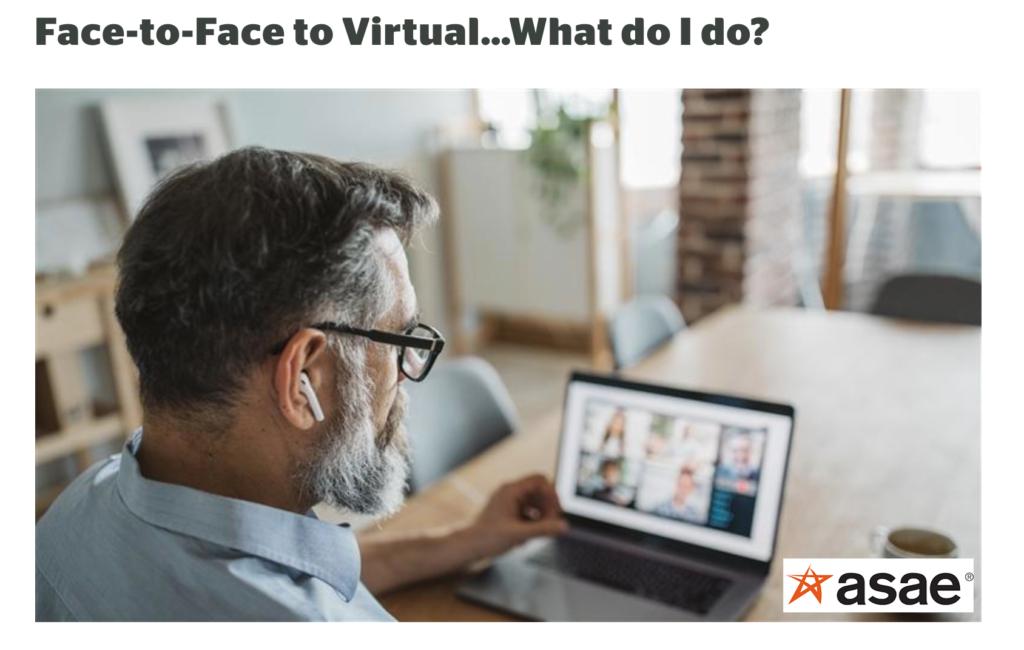 ASAE Virtual Events
