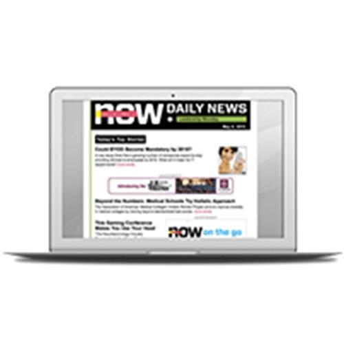 ASAE Daily News Laptop